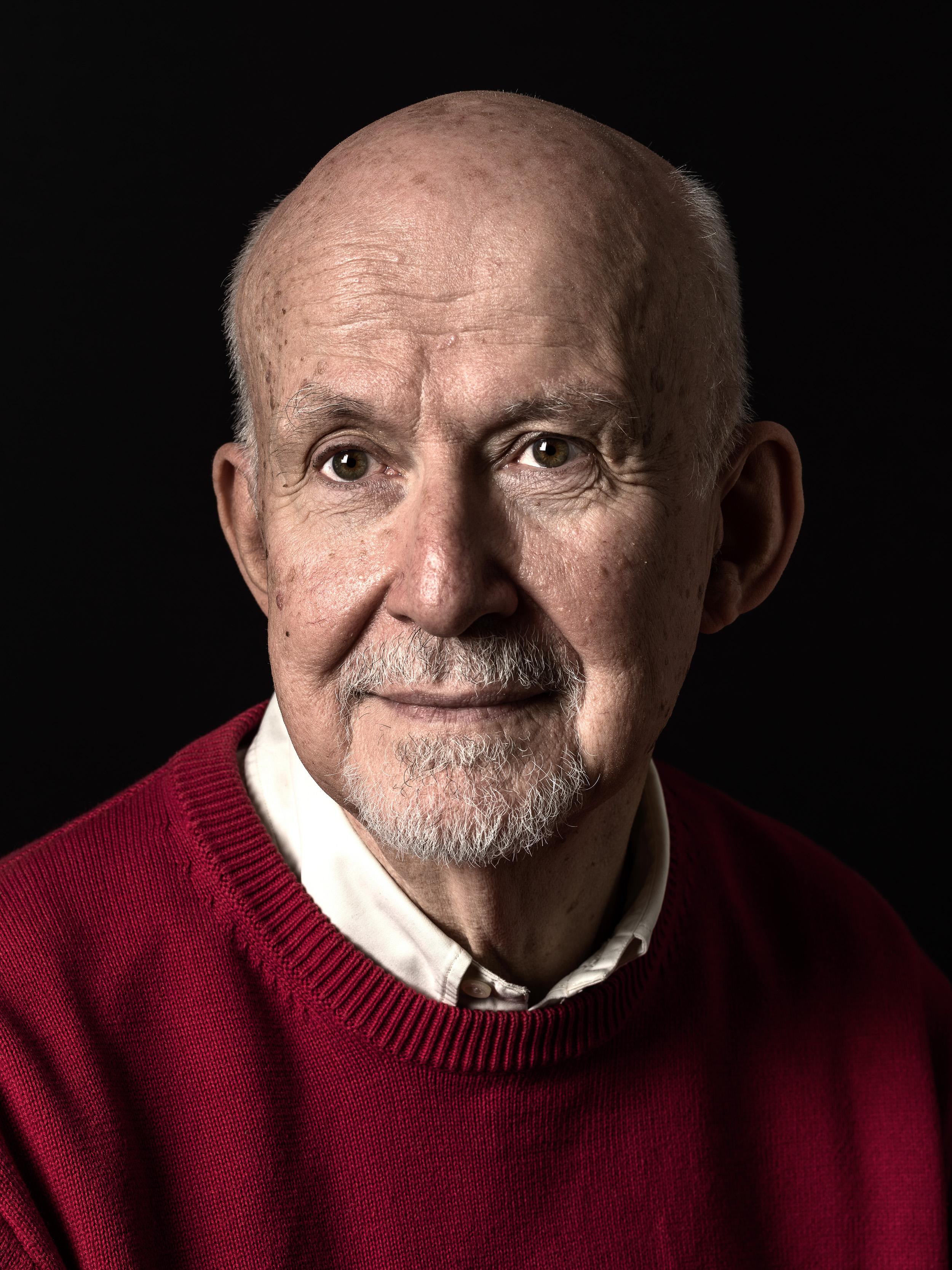 Russell Schulz (74)Retired Professor,  Survived truck attack on Breitscheidplatz Christmas Market , Berlin. Berlin, Germany