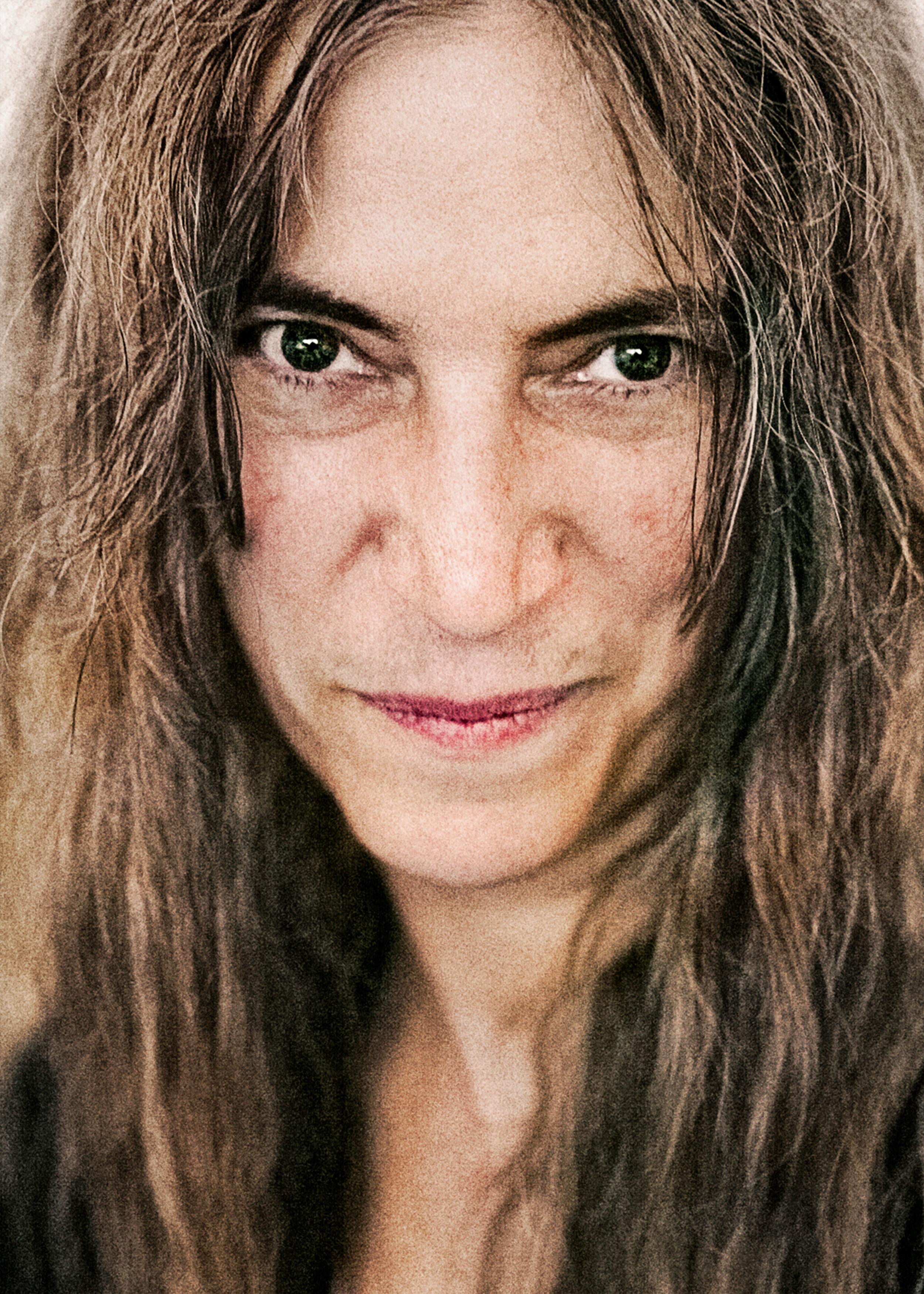 Avenches 17.8.2002 — Patti Smith. Foto: Daniel Rihs / 13 Photo