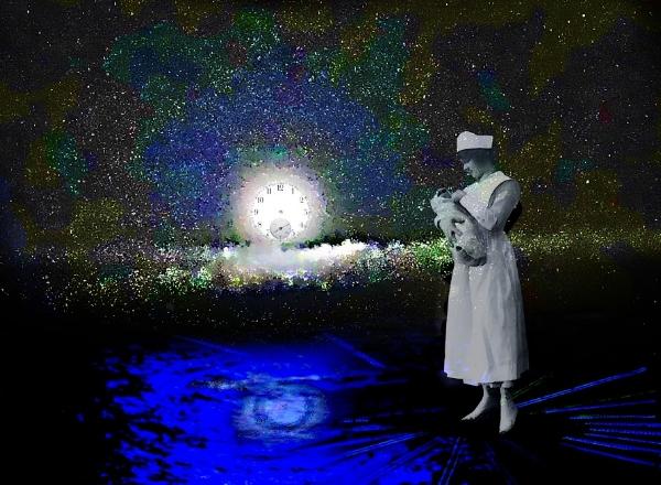 In the Beginning  by Linda Valdez