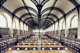 Bibliotheque St. Genevieve
