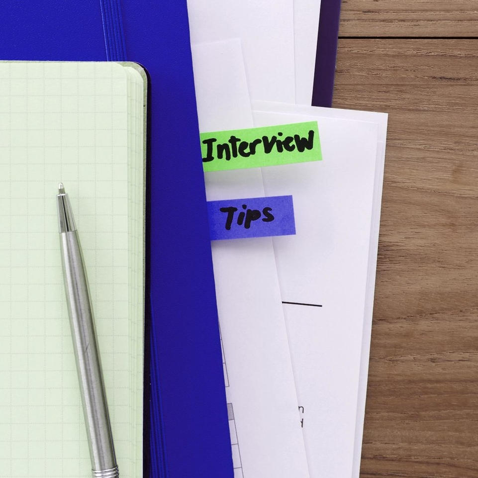 RESOURCES - Feeling unprepared?Find helpful tips for your next interview and much more.