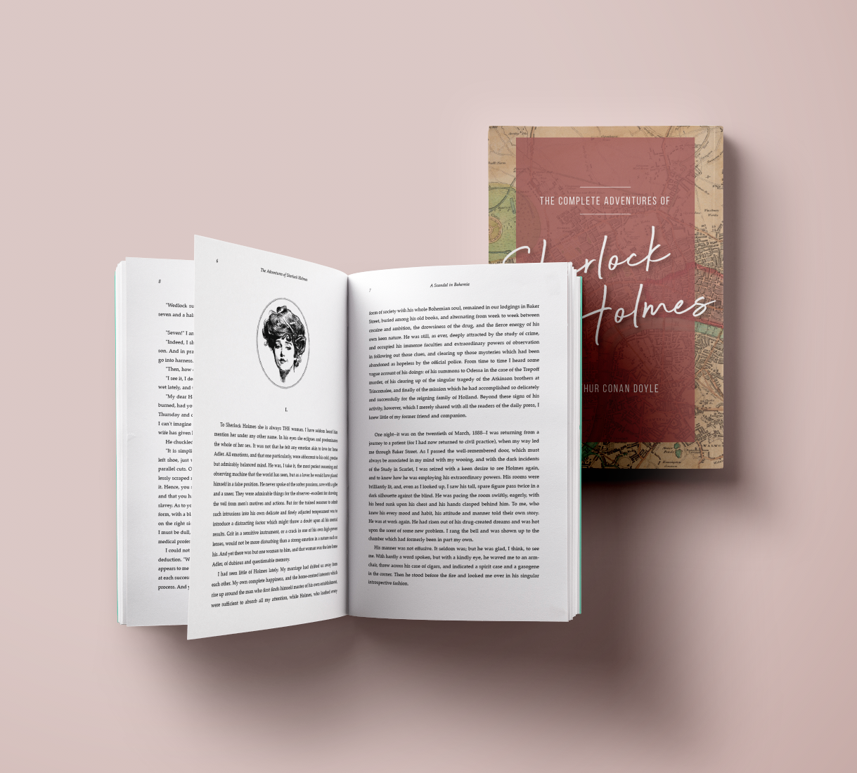 Book Interior and Cover Design