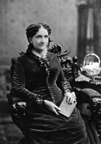 Early Picture of               Mary Baker Eddy