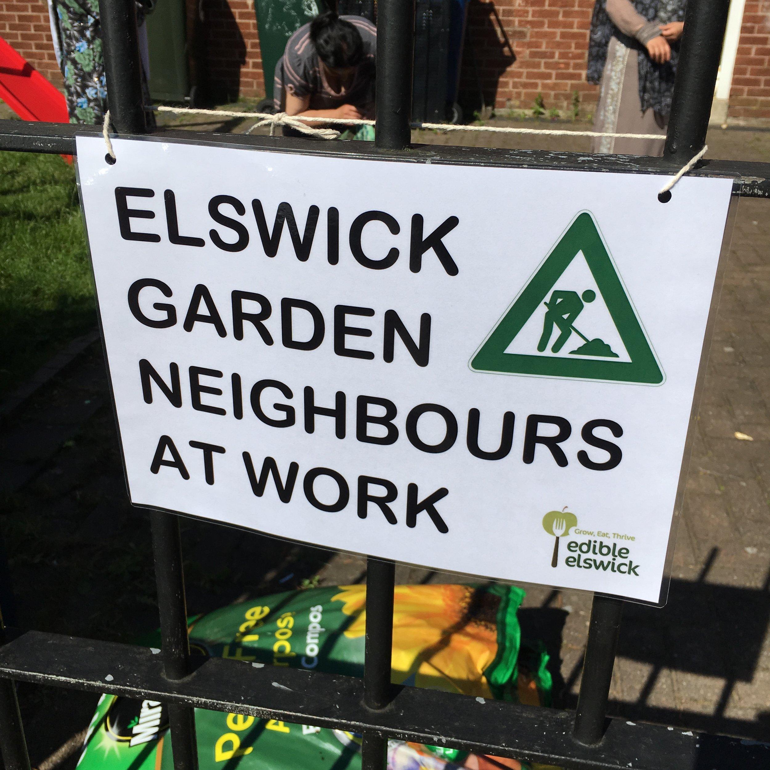 Elswick Garden Neighbours - Sign.jpg