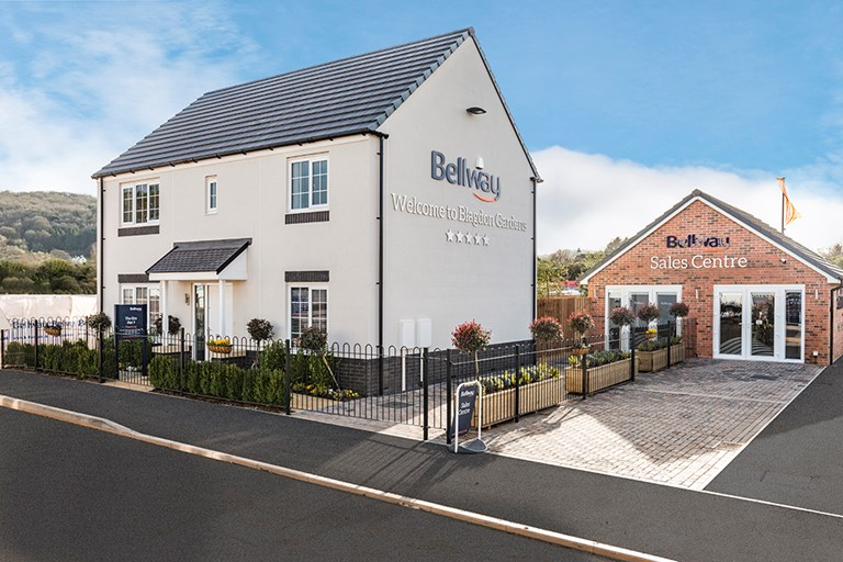 Bellway - Blagdon Gardens  - showhome open now!