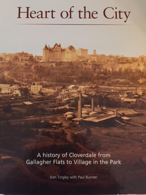 Heart of the City - A history of Cloverdale