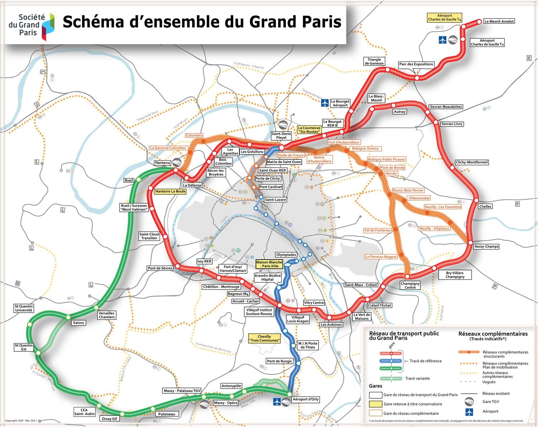 @Grand Paris Développement magazine