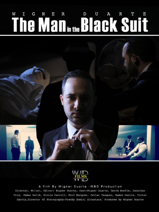 The Man In The Black Suit (2015)