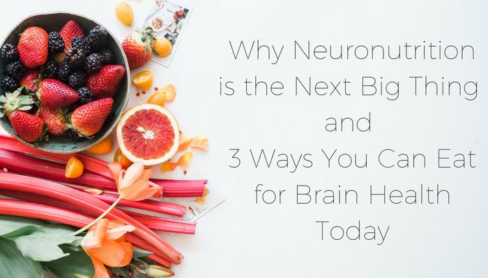 food blog brain health