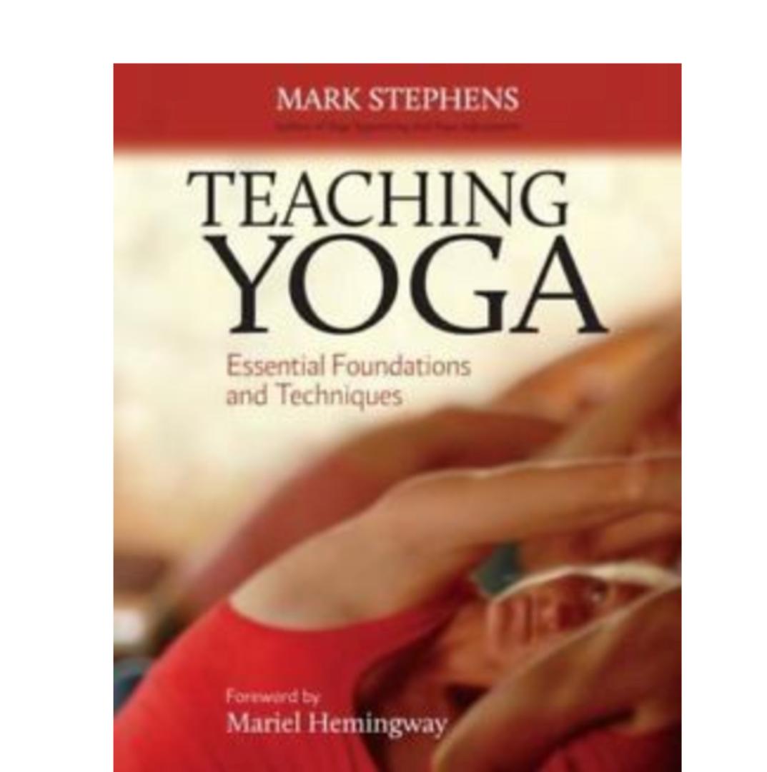 Mark Stephens Teaching Yoga