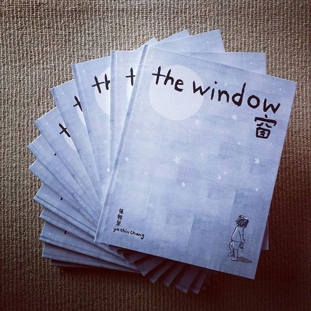 She's been up to something: Happy to announce that Bleak House Books is now carrying The Window.  Get yours at bleakhousebooks.com.hk Or you can always direct message me to order.