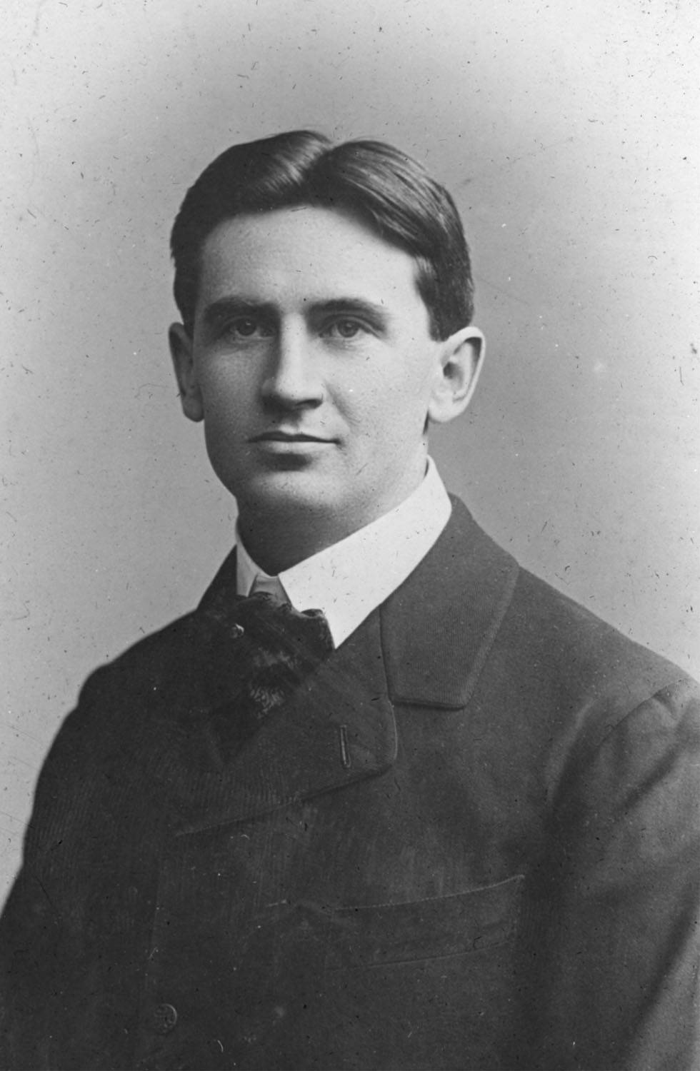 Melvin B. Rideout, Springfield College Digital Collections.
