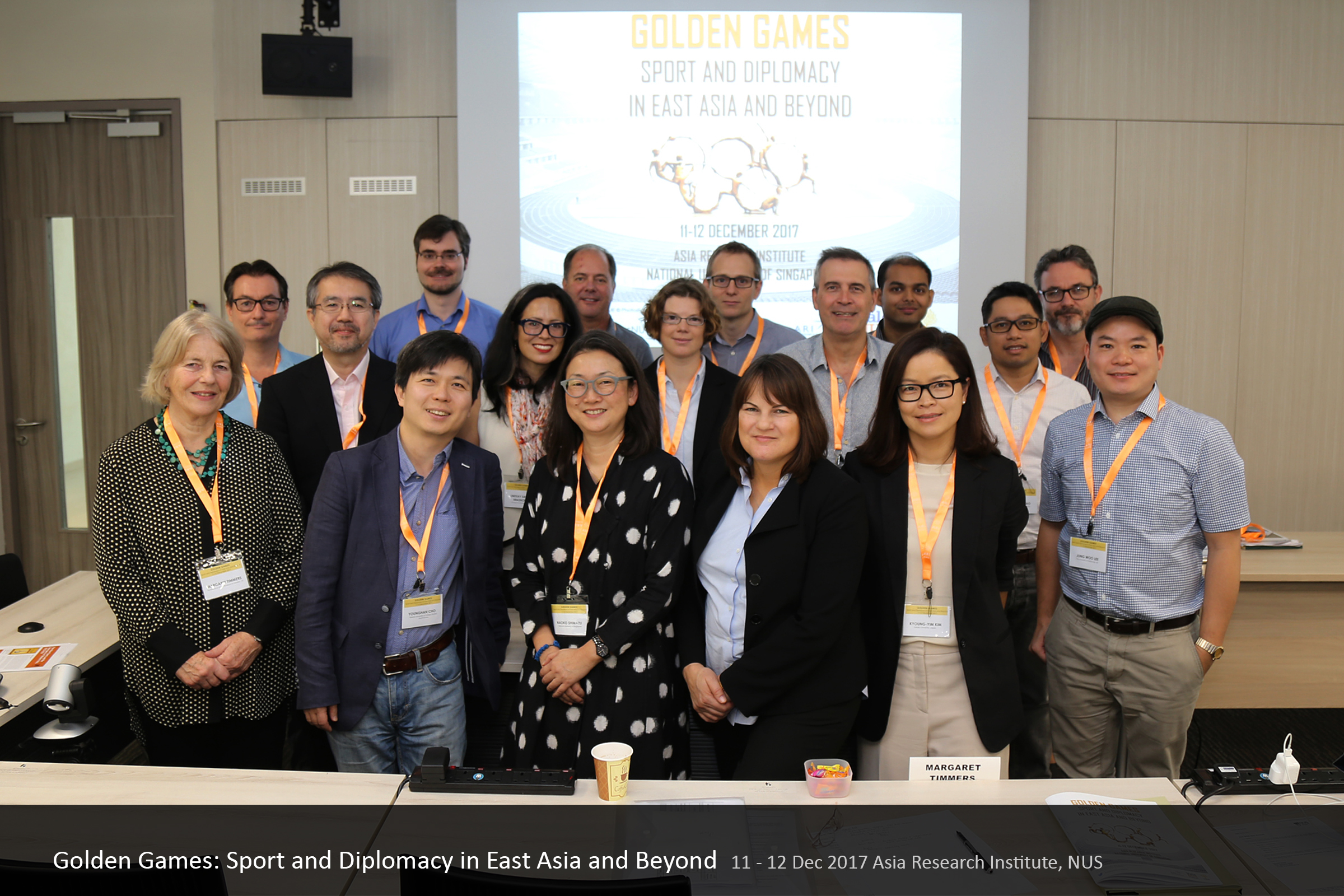 """""""Les Bleus en Chine: The Power of Basketball Diplomacy.""""  #GoldenGamesNUS  Sport and Diplomacy in East Asia and Beyond.  National University of Singapore. December 11-13, 2017 ."""