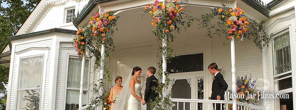 country outdoor wedding pic 06 ceremony