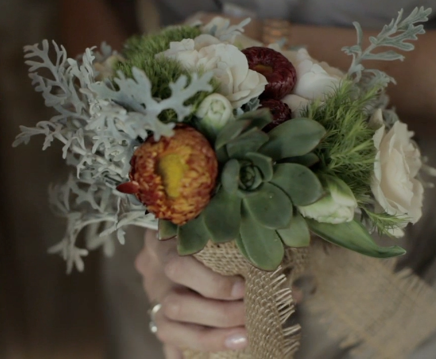 Houston rustic outdoor wedding pic 20 bouquet