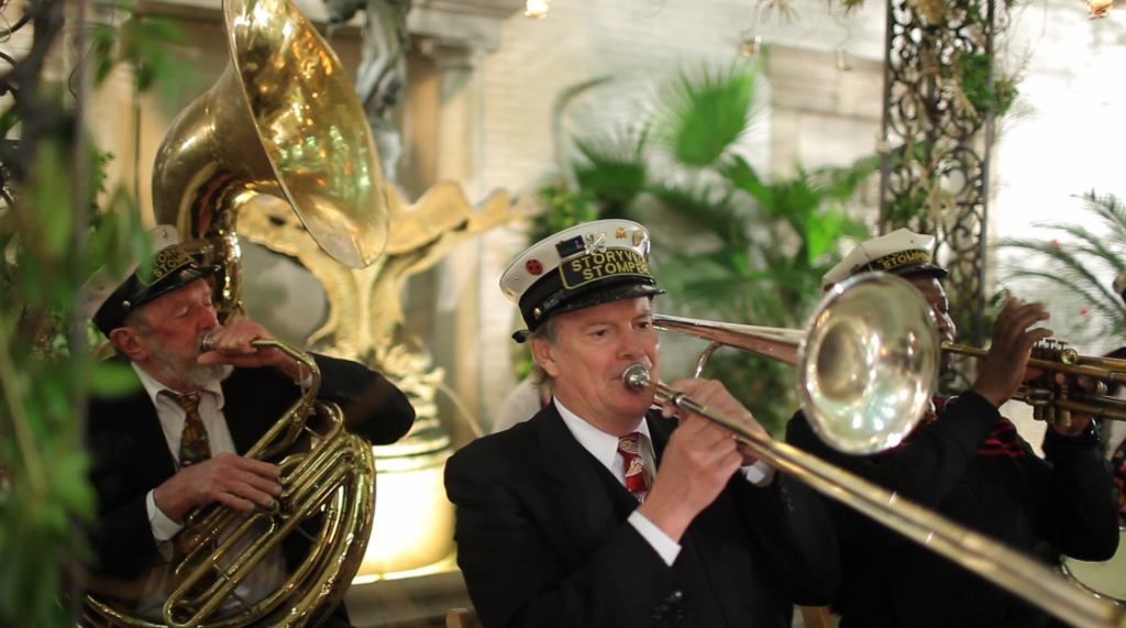 ritz carlton new orleans wedding video pic 11