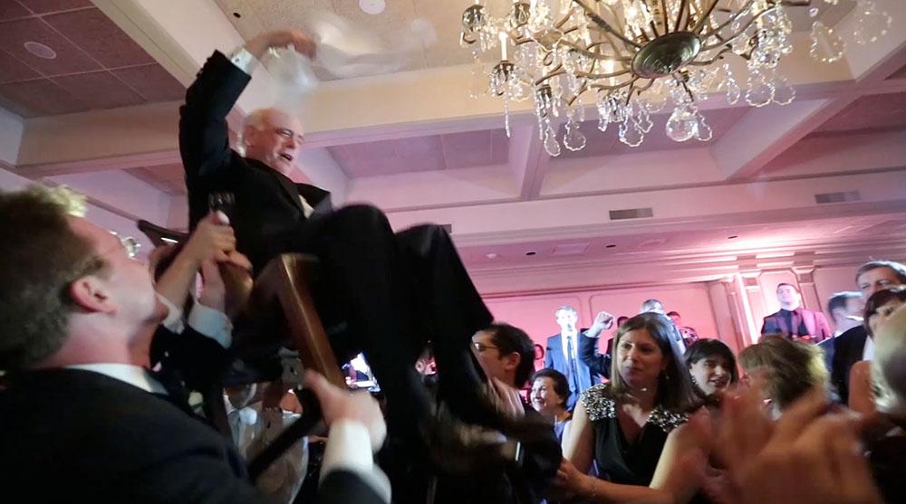 San Antonio Country Club Wedding Pic 20 hava nagila