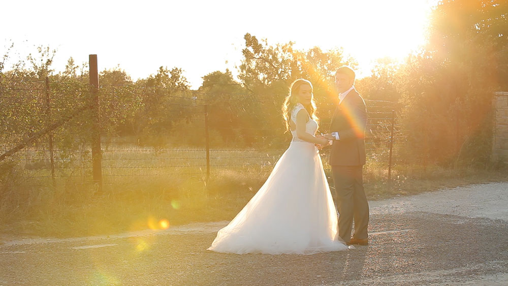 Tara Wilson modern rustic possum kingdom wedding video photos 24