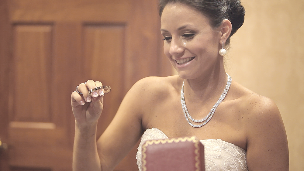 cartier gift for bride wedding video picture