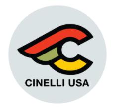 Cinelli USA Logo