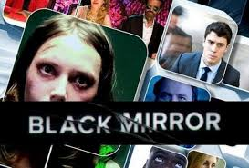 Kadiff Kirwan and Nicola Sloane in Black Mirror (Netflix) -