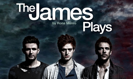 Peter Forbes in The James Plays (The National Theatre)