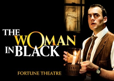 Ben Deery in The Women in Black (WestEnd)