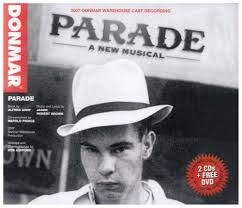 Mark Bonnar in Parade (Donmar)