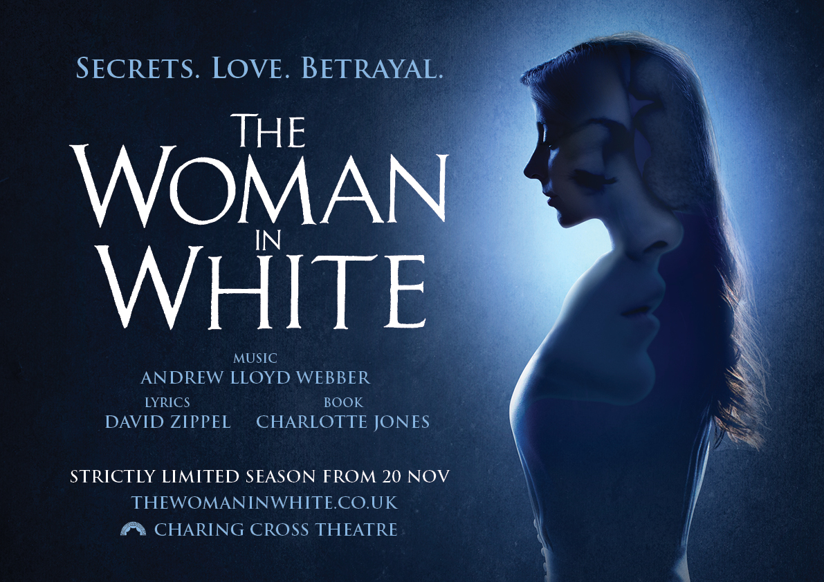 Olivia Brereton in The Woman In White (Charing Cross Theatre)