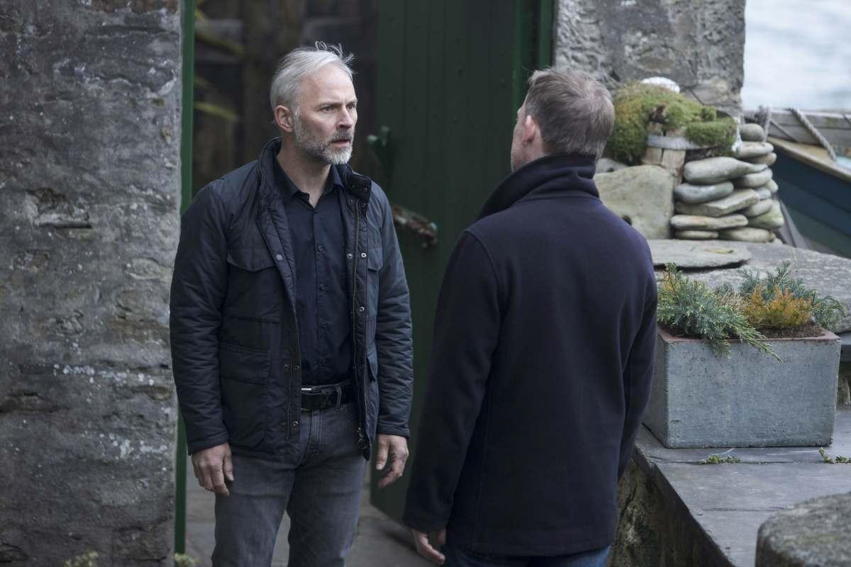 Mark Bonnar in Shetland Series 4 -