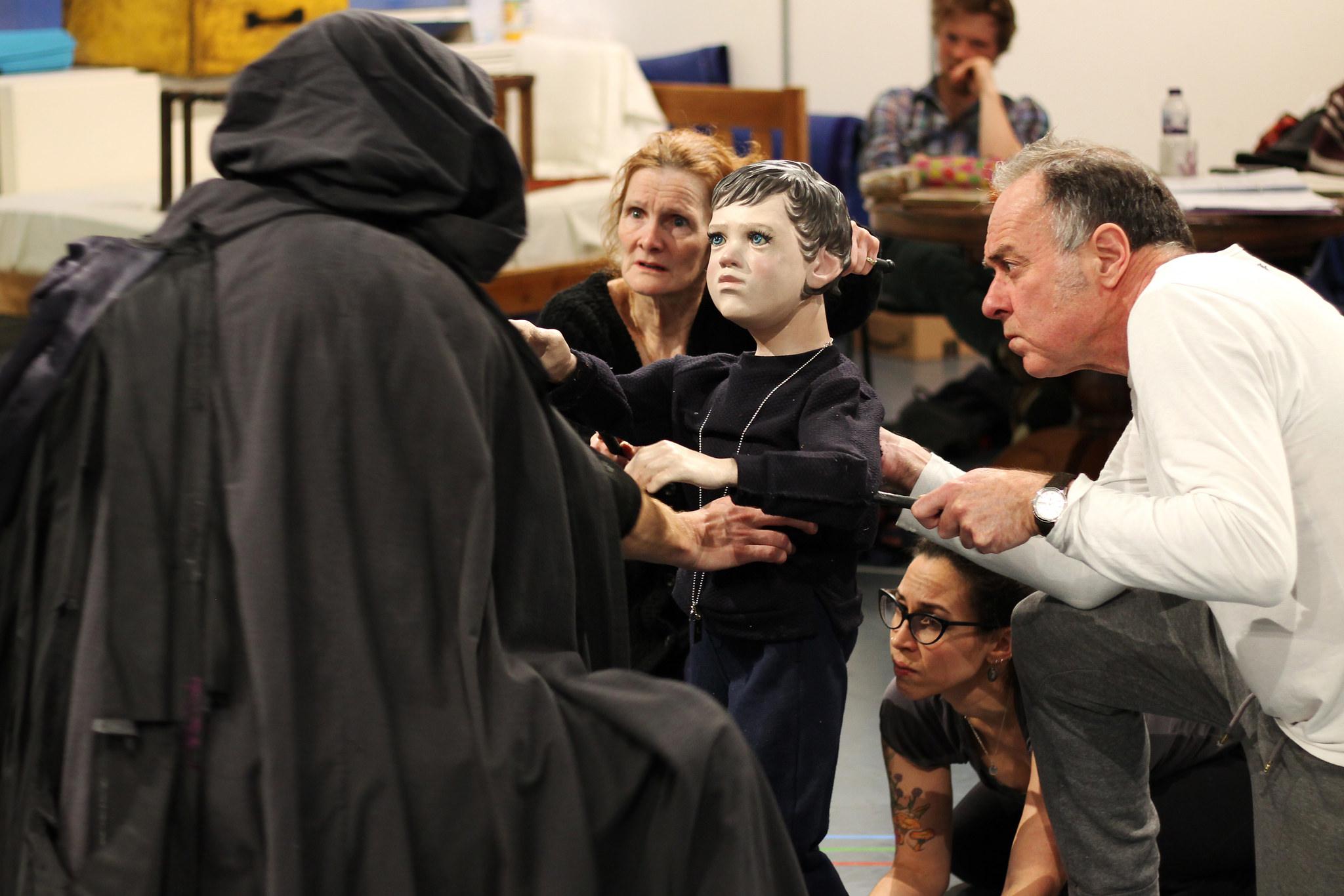 Nicola Sloane in Frankenstein