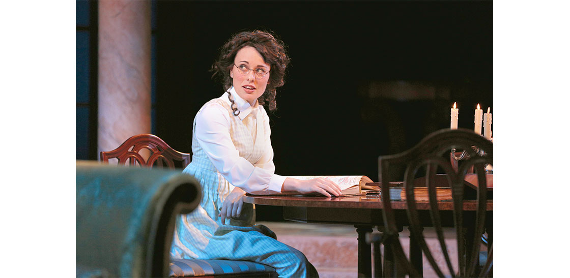 Katie Kleiger in MISS BENNET: CHRISTMAS AT PEMBERLEY