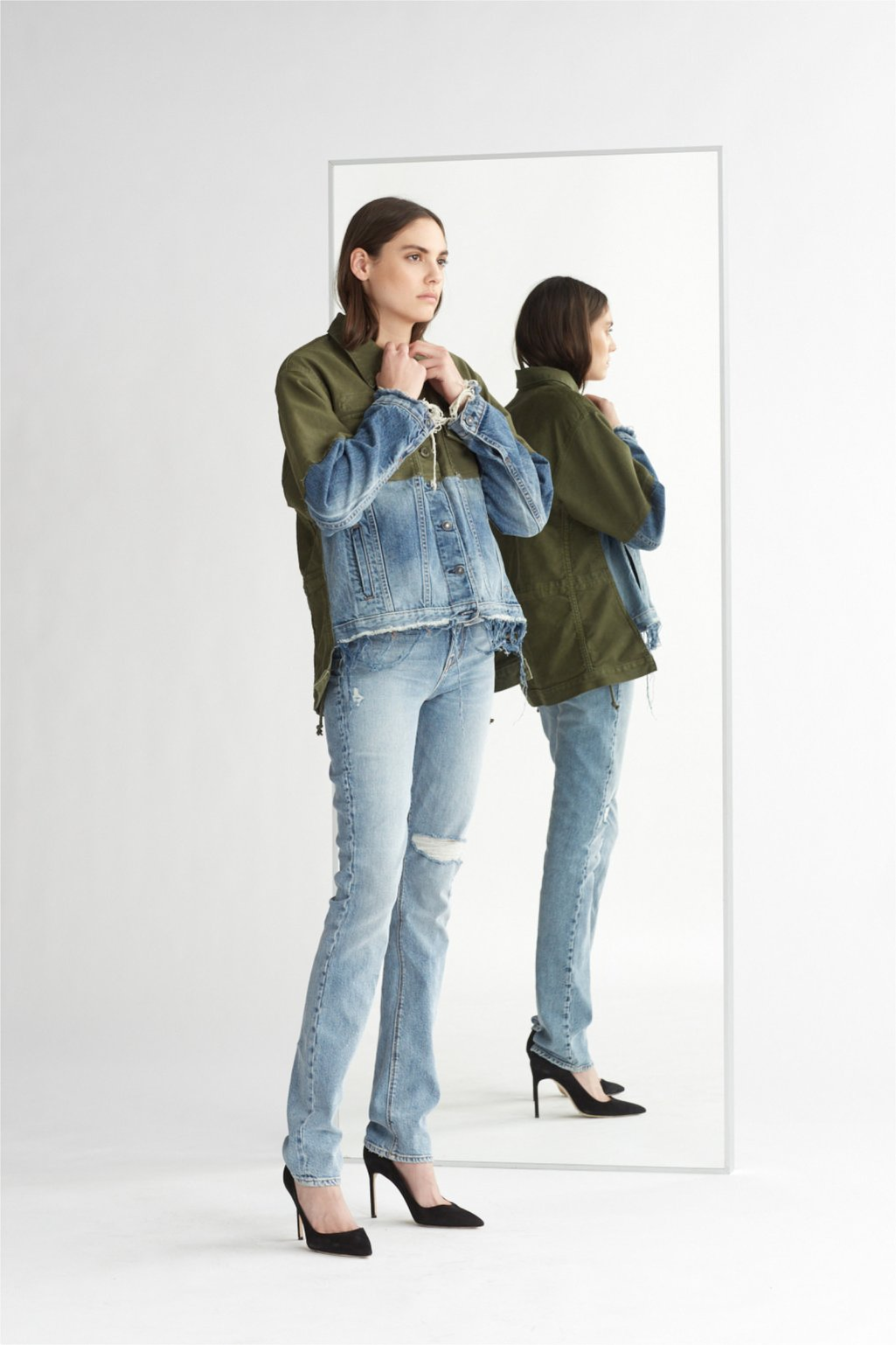 Hudson Denim - Hudson is rebellious in its attitude, effortless in its style, youthful in its mindset and modern in its execution. We focus on their statement denim and jackets.