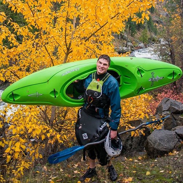 Anyone who's paddled in the PNW knew or knew of one of our local boating icons. Somebody who was known to be brave and friendly and such a kind representative for our sport. Although I didn't know him, I have many friends who knew him well and I am so heavy-hearted today to learn of his passing. My heart and prayers go out to Sam's family and friends.