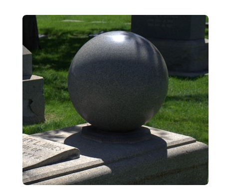 Ball (Sphere) - Usually a symbol of the soul waiting for resurrection.