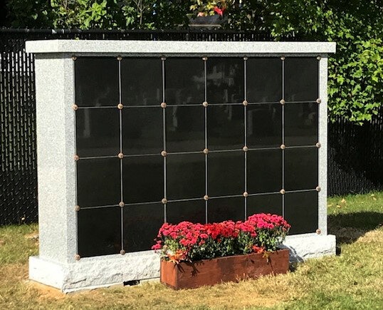 Columbarium - Spring Brook is please to announce a new option for you or your loved ones. See the installation in our News Section.