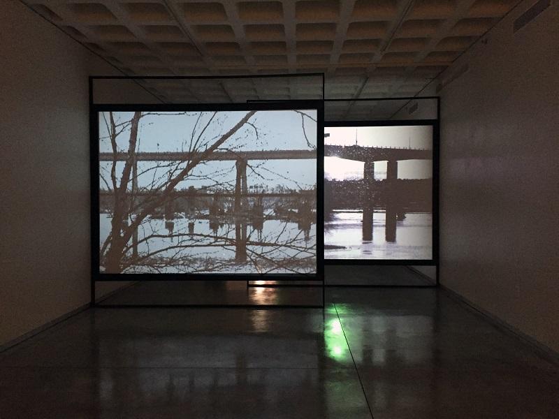 AMPLIFICATIONS & MEASURES  |    Mariam Eqbal    Looped Video Installation, Animation + Sound  .  Feb 21—April 5, 2016  .  Neil Britton Art Gallery, Virginia Wesleyan University, Virginia Beach, VA