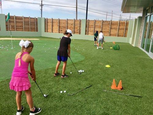 Junior Camps — 4ORE! Golf Academy