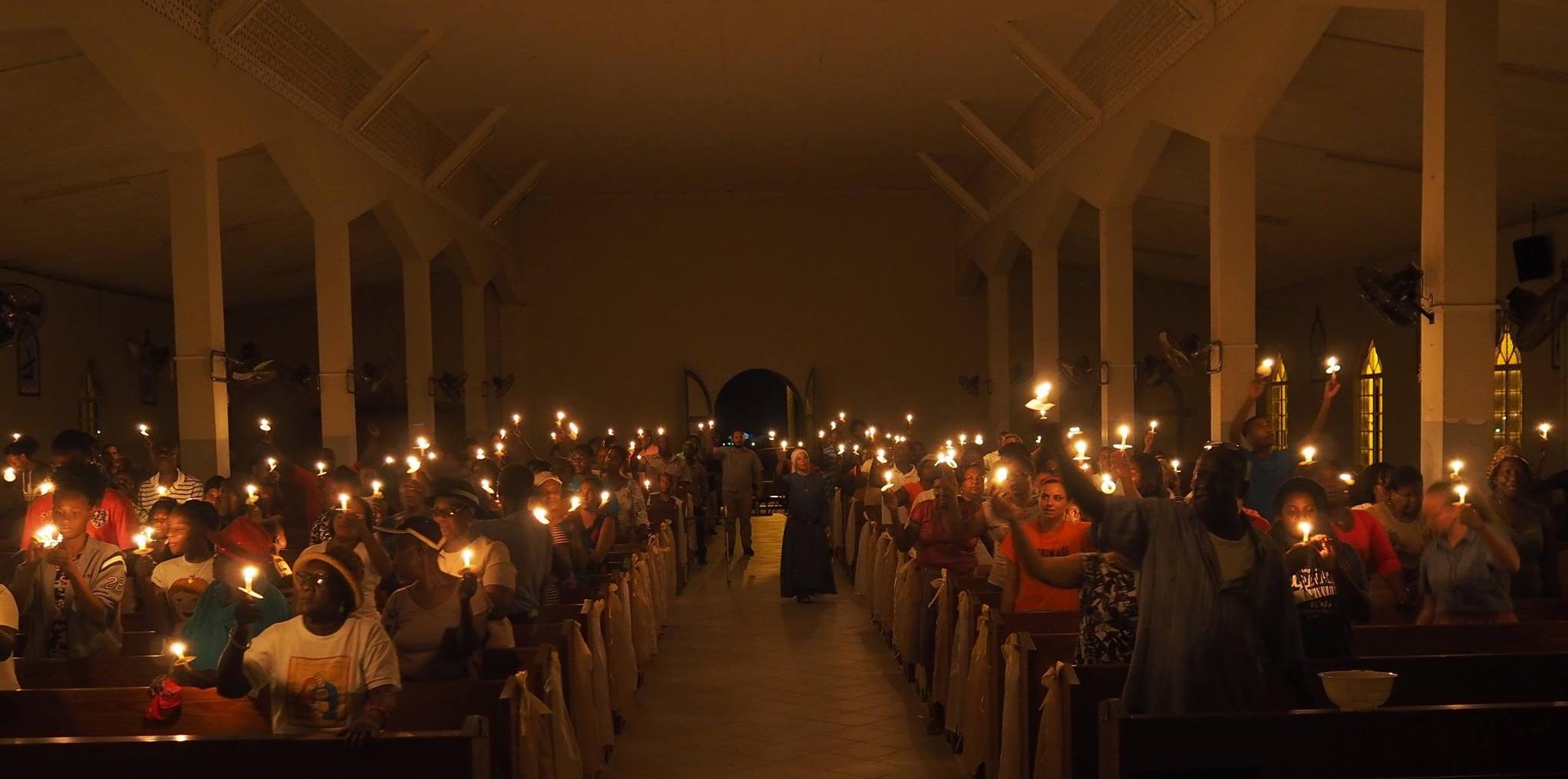 St. Lucia 2017 retreat candles.jpg