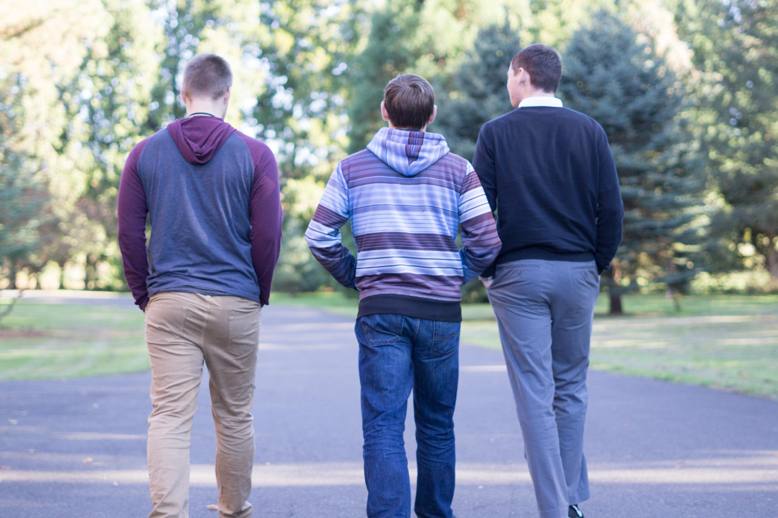 Men's Annual Retreat Registration -