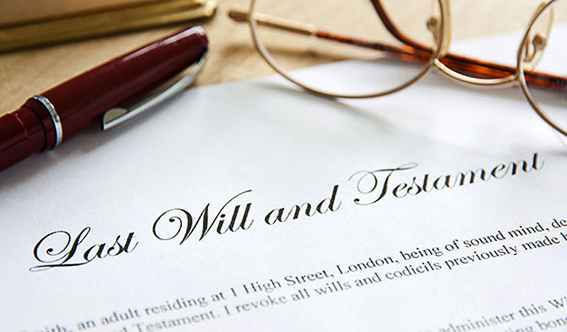 Last Will and Testament Lawyer Attorney Florida Fort Lauderdale Write Probate Help