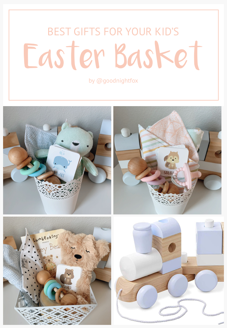 Easter Gifts Ideas For Babies Toddlers Goodnight Fox