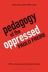 Pedagogy of the Oppressed - The methodology of the late Paulo Freire has helped to empower countless impoverished and illiterate people throughout the world. Freire's work has taken on especial urgency in the United States and Western Europe, where the creation of a permanent underclass among the underprivileged and minorities in cities and urban centers is increasingly accepted as the norm.