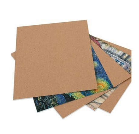 Chipboard Pads & Boxes