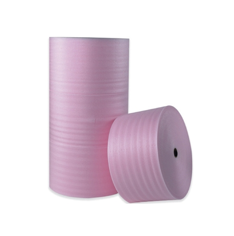 Anti-Static Foam Rolls - Perforated