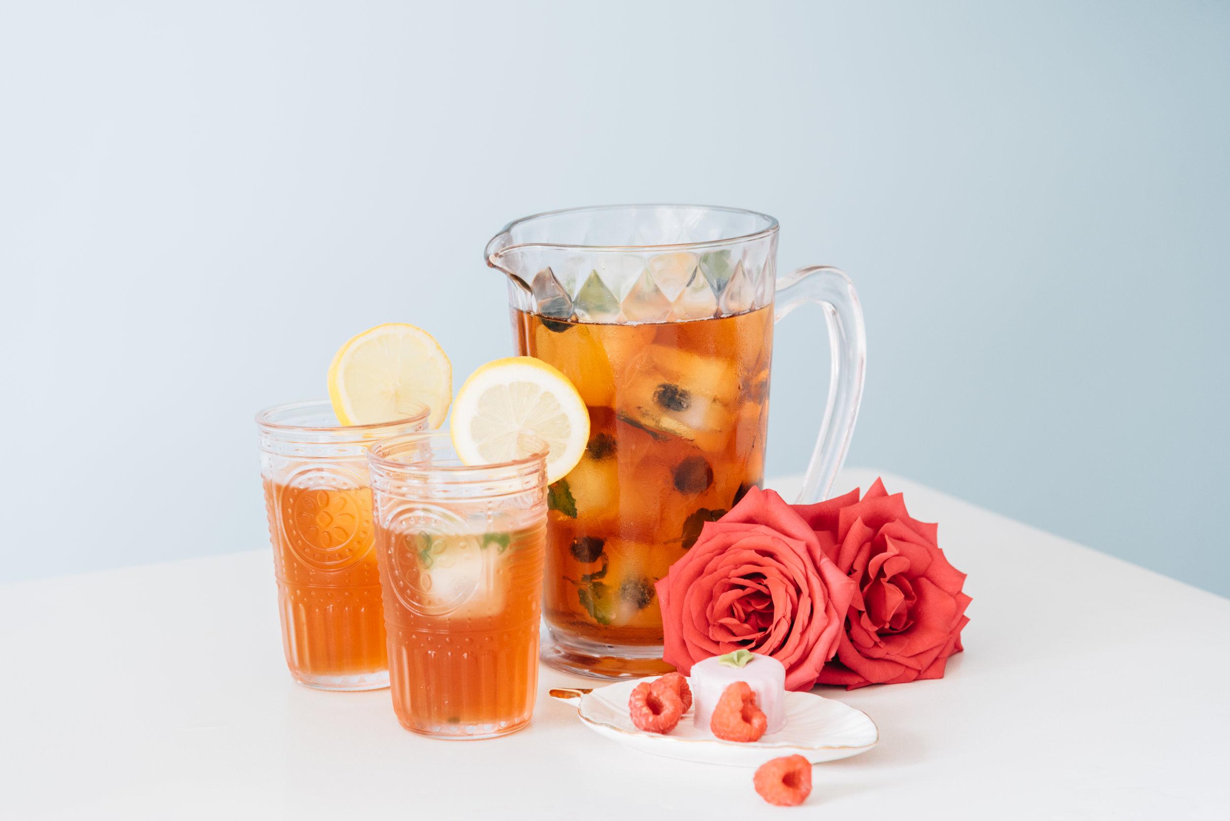 Passion Fruit Iced Tea