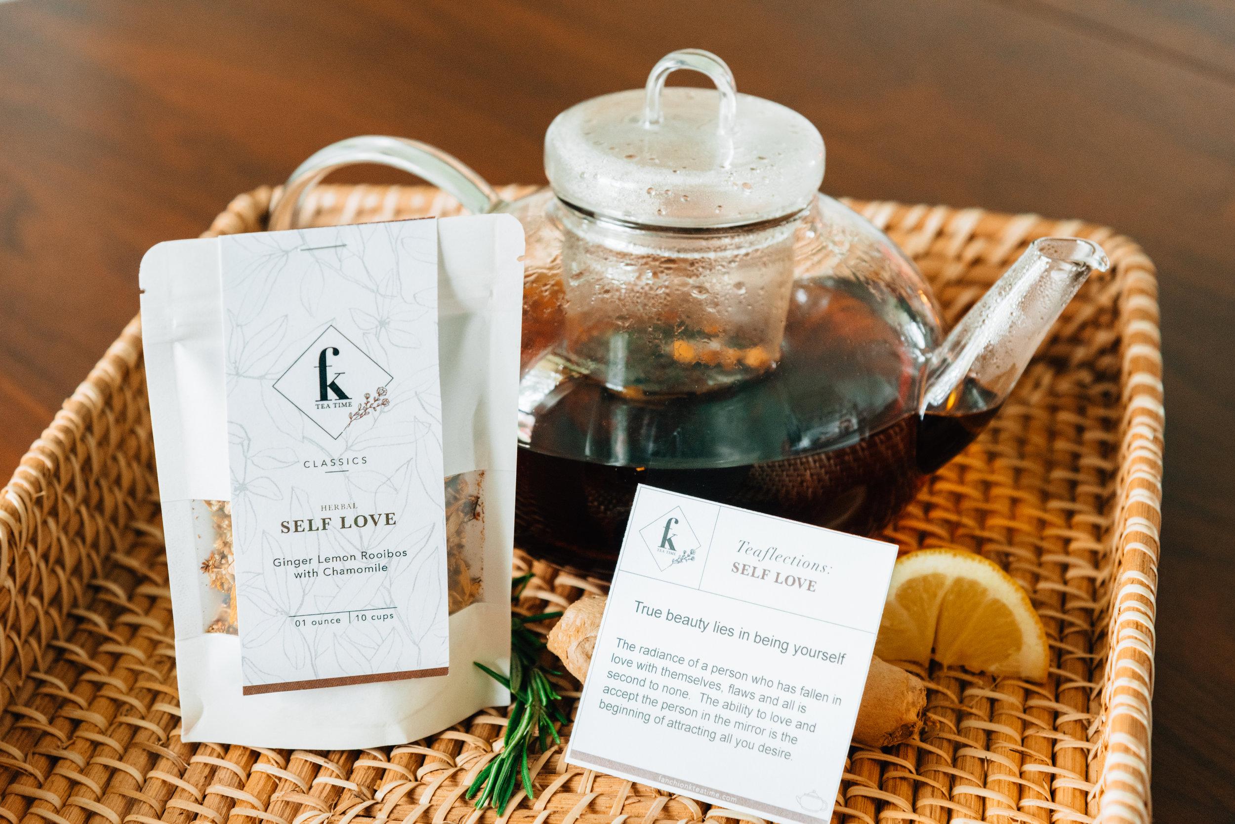 Self Love Tea Blend
