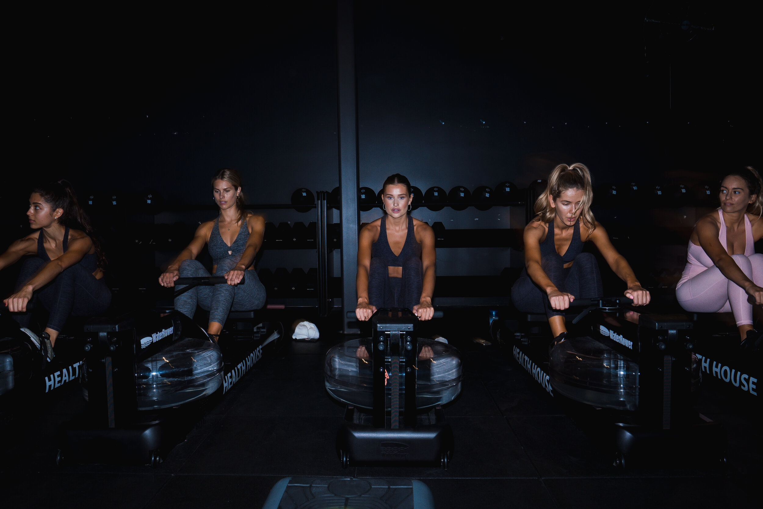 join the crew - high-energy group fitness classes,digital rowing technology,and spa-like amenities,all in a modern studio.