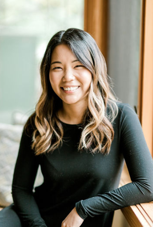 Karen Seo,  Event Assistant