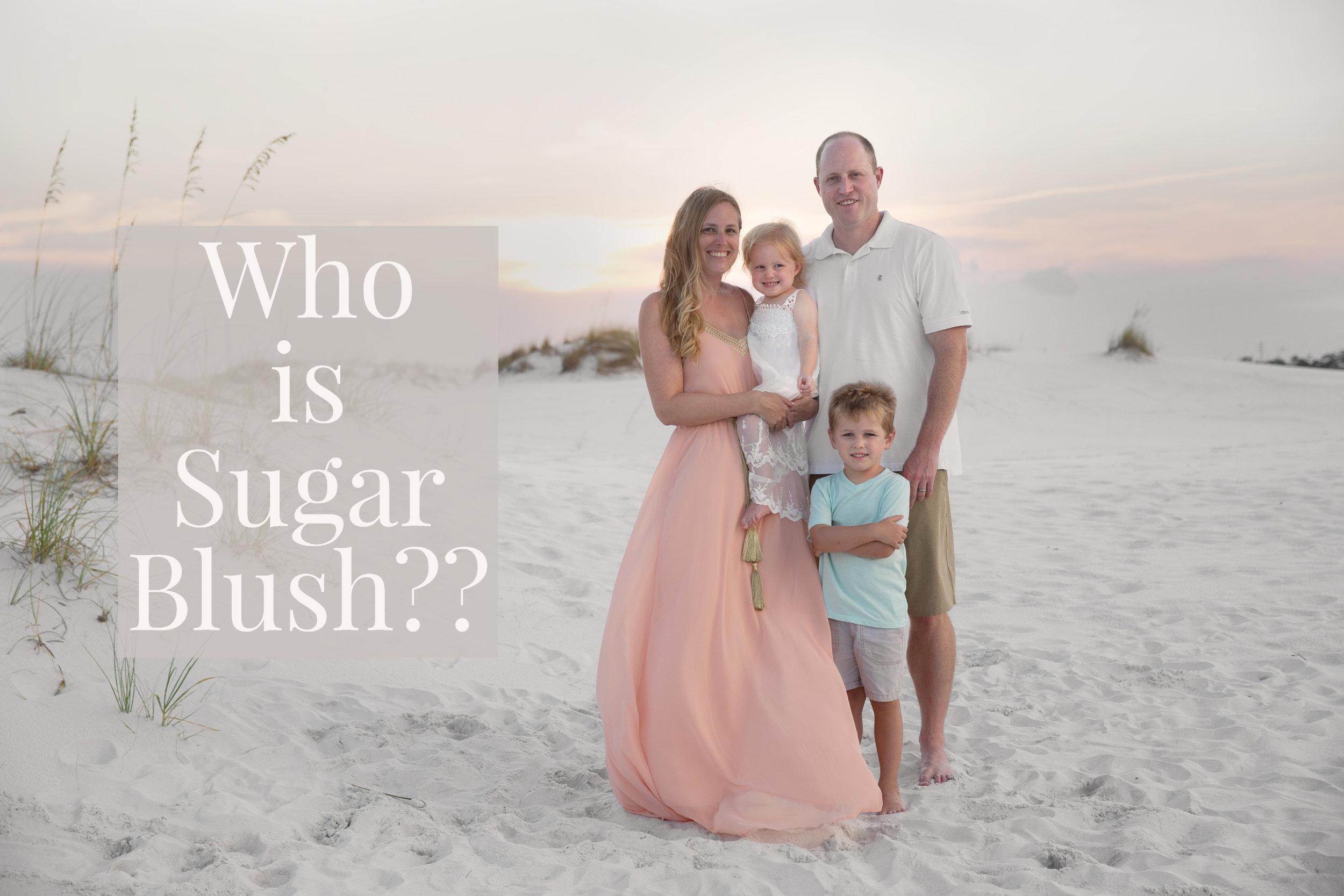 Sugar Blush owner dallas